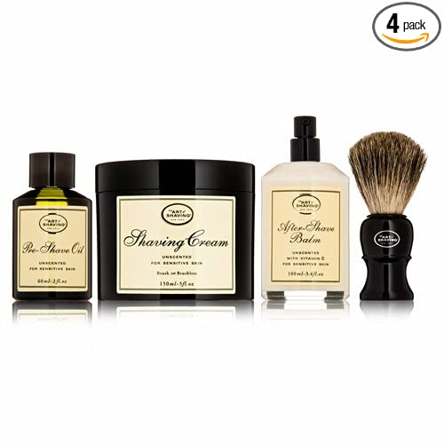 Gift for Dad - Perfect Shaving Kit for Men