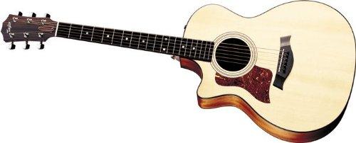 Taylor Guitars 314ce-L Grand Auditorium Acoustic Electric Guitar, Left Handed