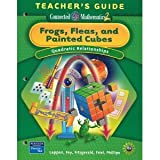 img - for Frogs, Fleas, and Painted Cubes: Quadratic Relationships Teacher's Guide (Grade 8 / Connected Mathematics 2) book / textbook / text book