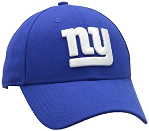 Era York Giants First Down Adjustable NFL Cap by New Era