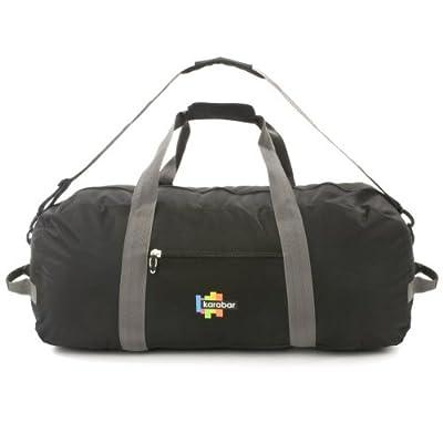 Karabar K-BAR-70 Extra Large 100 Litre Cargo Bag (Black/Grey)