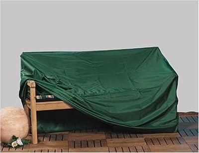 Siena Garden 387364 Bankhülle grün Polyestergewebe Oxford 420D / L 160 x B 78 x H 80 cm von Fun Star - Gartenmöbel von Du und Dein Garten
