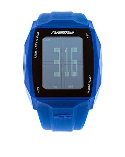 Chronotech Reloj de cuarzo Chronotouch Azul 43.5  mm