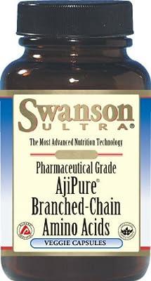 Ajipure Branched-Chain Amino Acids 90 Veg Caps