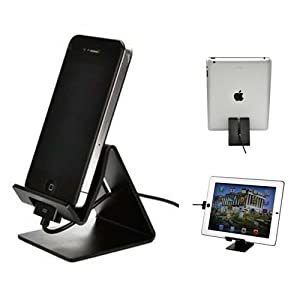 BlueMart ® Solid Aluminum Desktop Stand for Apple iPhone 3 3GS 4 4S 5