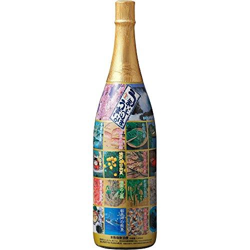 霧島酒造 うまいものはうまい 20度 1800ml