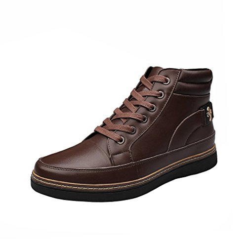 WALK-LEADER, Stivali uomo, marrone (Brown), 45