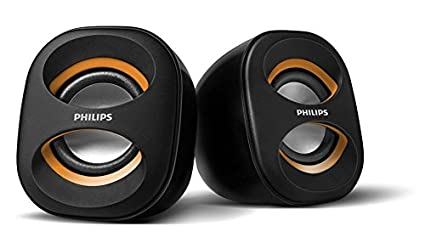 Philips SPA35 2.0 Speakers