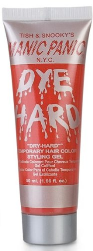 Manic Panic - Temporary Hair Colour Styling Gel - Dye Hard Vampire Red 50ml