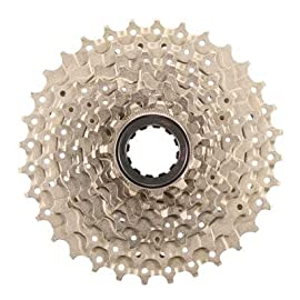Shimano 2014 Deore SLX 9 Speed Mountain Bike Cassette - CS-HG61
