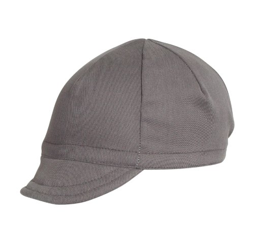Pace Euro Brushed Twill Cycling Cap (Graphite)