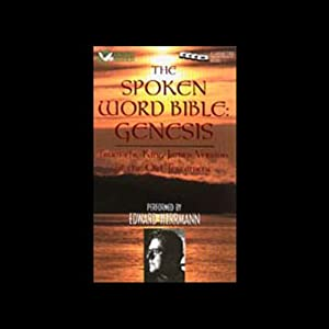 The Spoken Word Bible: Genesis Audiobook