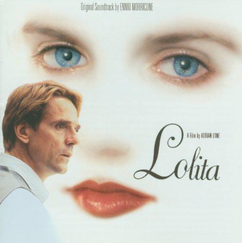 Original album cover of Lolita by Ennio Morricone