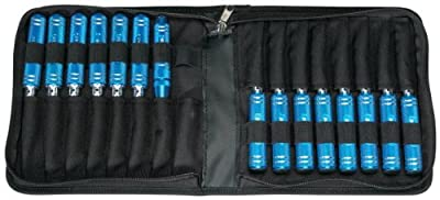 Duratrax Ultimate Tool Set with Pouch (15-Piece)