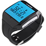 NewNow Wristwatch Bluetooth Watch with Mic for iPhone 4S, 5,HTC ONE, Android Cellphone