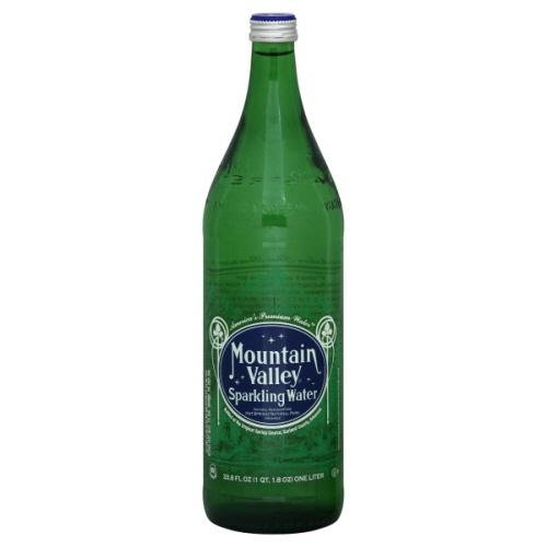MOUNTAIN VALLEY WATER SPRKLG PREM GLSS, 1 LT (Mountain Valley Spring Water compare prices)