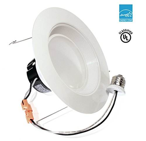 Top 10 best led recessed lighting retrofit kits reviews 2018 2019 on top 10 best led recessed lighting retrofit kits reviews 2018 2019 on flipboard aloadofball Images