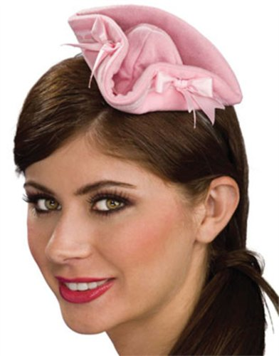 Rubie's Costume Co Pink Mini Pirate Hat Costume