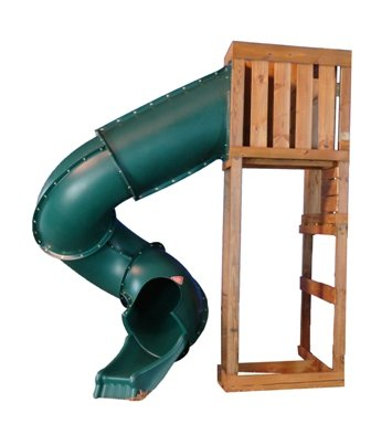 Turbo Tube Slide (Slides Backyard compare prices)