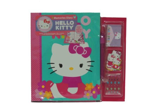 Hello Kitty Memories Diary by Sanrio