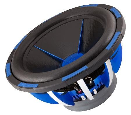 3000W Max Total Dual 2 Ohm Dvc Woofer Die Cast 15 Inch With Headphones