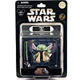 Star Wars Star Tours Disney Action Figures - Stitch as Yoda