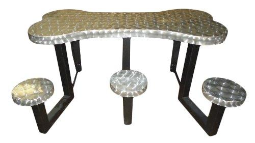 For sale OFAB Custom Theme Tables A -Feet Aluminum Dog