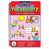 """LeapPad: LeapStart Vocabulary - """"Richard Scarry's Things to Know"""" Interactive Book and Cartridge"""