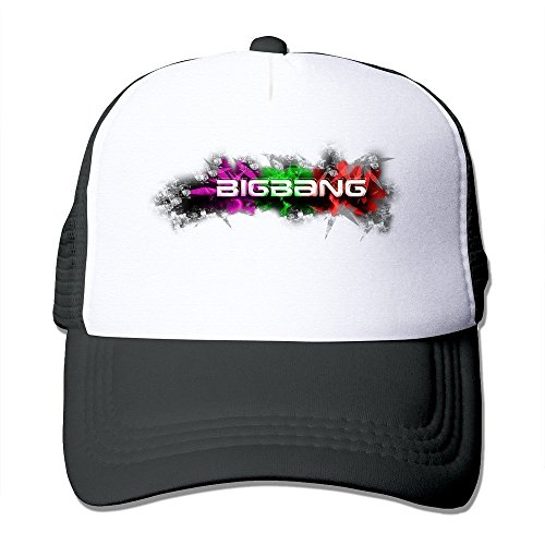 huseki-big-bang-korean-k-pop-boy-band-mesh-adjustable-caps-sun-hat-unisex-custom-snapbacks-black