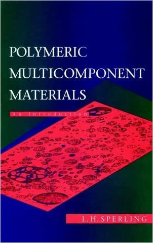 Polymeric Multicomponent Materials: An Introduction
