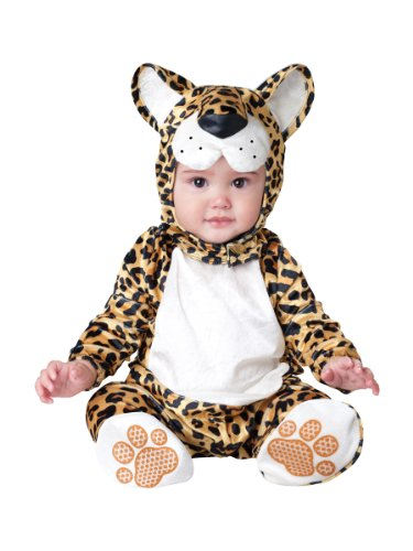 Baby Leopard Costume Size 6-12 Months