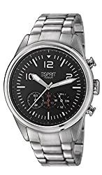 Esprit Chronograph Black Dial Mens Watch - ES106321005-N
