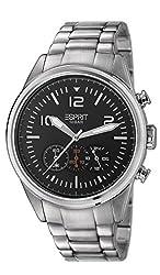 Esprit Chronograph Black Dial Mens Watch - ES106321005-N