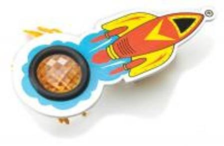 The Original Toy Company Rocket Kaleidoscope
