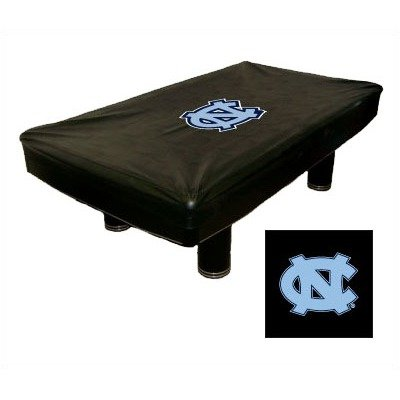 NCAA Licensed Pool Table Cover NCAA Team: North Carolina, Size: 7'
