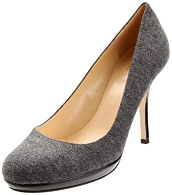 Kate Spade New York Women's Karen Pump,Grey,9.5 M US