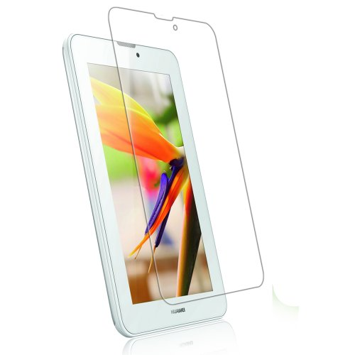 Iq Shield Liquidskin - Huawei Mediapad 7 Vogue Screen Protector - High Definition (Hd) Ultra Clear Tablet Smart Film - Premium Protective Screen Guard - Extremely Smooth / Self-Healing / Bubble-Free Shield - Kit Comes With Retail Packaging And 100% Lifeti front-834726