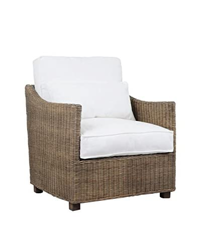Jeffan Beatrice Club Chair, Natural