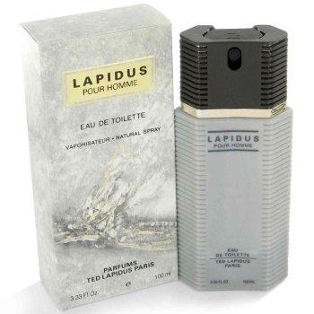 Ted Lapidus - Eau de toilette da uomo, 100 ml