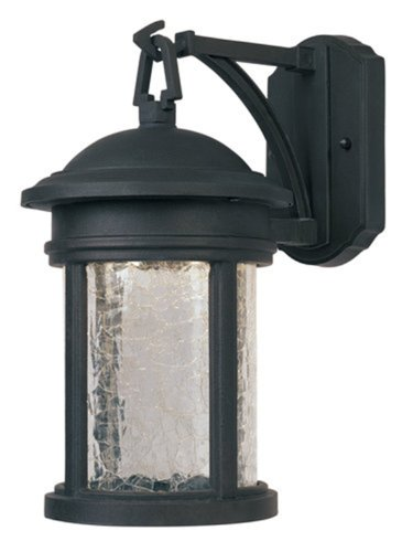Designers Fountain Led31111-Orb Prado Wall Lanterns, Oil Rubbed Bronze