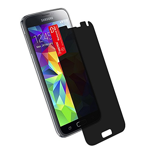 Insten® Samsung Galaxy S5 Lcd Cover - Privacy Screen Filter For Samsung© Galaxy S5 / Sv