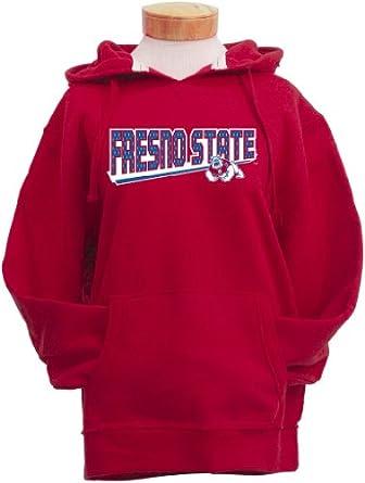 NCAA Fresno State Bulldogs Ladies Owler Hooded Sweatshirt by CI Sport