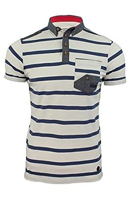 Herren Polo Shirt von Smith Jones 'Croften' Gestreift
