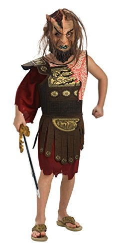 Boys Clash Of Titans Calibos Kids Child Fancy Dress Party Halloween Costume