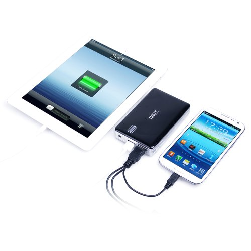 Tirux 13600mAh Dual Port Power Bank