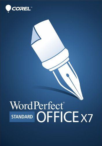 Wordperfect Office X7 Standard Upgrade [Download]