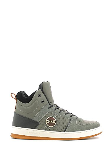 Colmar RENTON DRILL Sneakers Uomo Ecopelle Mid Grey Mid Grey 43