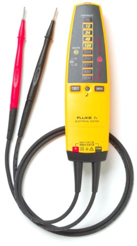 Home Electric Testers : Fluke t electrical tester lowes home depot
