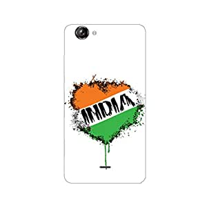 GripIt Independence Day Printed Back Cover Case for Micromax Canvas Mega (E353)