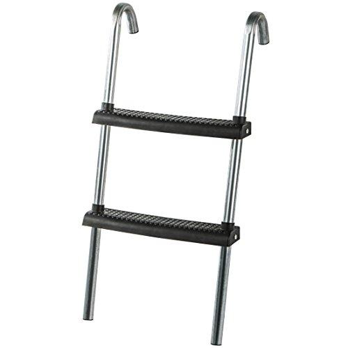 Ultrasport Trampolinleiter, Silber/Schwarz, 75 cm , für verschiedene Grössen